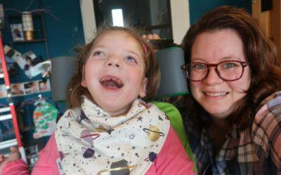 perfnotsoperf – Sarah's dochter is zwaar gehandicapt