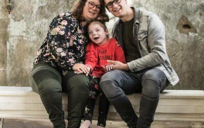 Het krijgen van een kind met een beperking is niet 'zielig'!