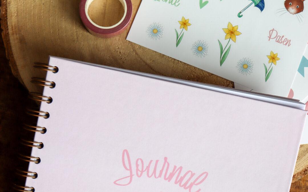 """Review: Het invulboek """"Journal of 2021"""" – een tastbare herinnering!"""