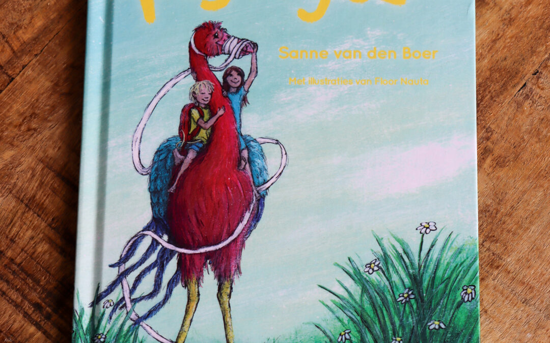 Review + Winactie: Kinderboek De Pegvogel – Sanne van den Boer